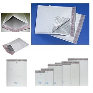 Bubble Padded Envelope Poly Mailers