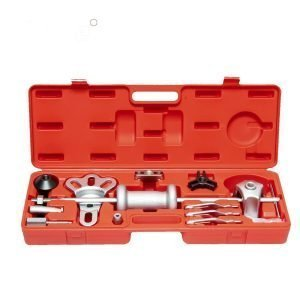 New Slide Hammer Dent Bearing Puller Tool Kit Wrench Adapter Axle Hub Auto AU