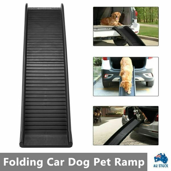 Dog Ramp Pet Ramps Foldable Ladder Steps Stairs Portable Car Step Travel
